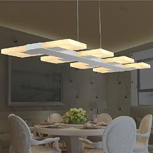 Living Room Dining-room LED Pendant Lights Acrylic