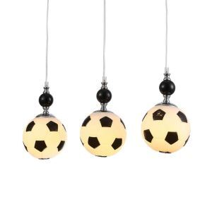 Pendant Lights  Modern  Football Light Contemporary Bedroom  Kids Room Lighting