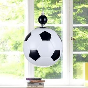 Classic  Restaurant Modern Football Pendant Lights 1 Lights