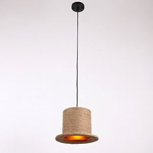 Pendant Lights Mini Style Modern Rope 1 Light