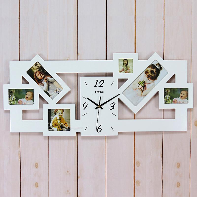 Home Decor Decorative Clocks Picture Frames Wall Clock