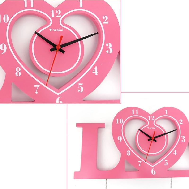 Home Decor Decorative Clocks Picture Frames Wall Clock