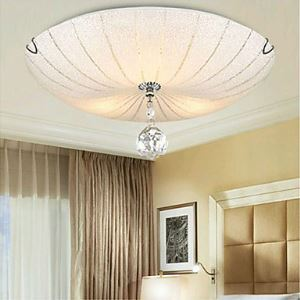 Crystal Flush Mount , Modern  ContemporaryLiving Room  Dining Room  Bathroom  Kids Room  Game Room  Bedroom  Kitchen  Study