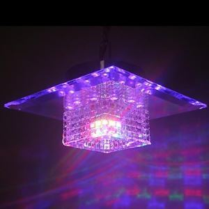 3W LED Mini 180mm Luxury Crystal Ceiling Lamp Dining Room Crystal Lamp