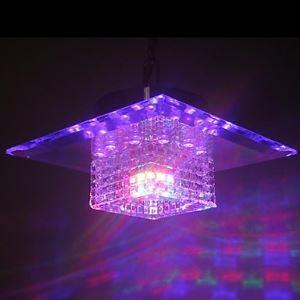 3W LED Mini 180mm Luxury Crystal Ceiling Lamp Dining Room Crystal Lamp