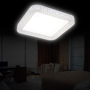 Flush Mount LED Modern Contemporary Living Room Bedroom Dining Room Study Room Office PVC Energy Saving