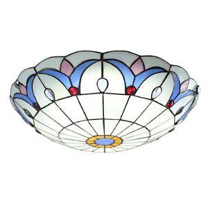 The Diameter of 50Cm Ceiling Lamp Tiffany Lamp European LED Bedroom Garden Lighting Lamps