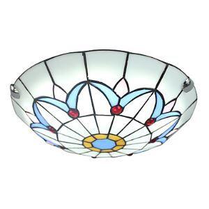 The Diameter of 40Cm Ceiling Lamp Tiffany Lamp European LED Bedroom Garden Lighting Lamps