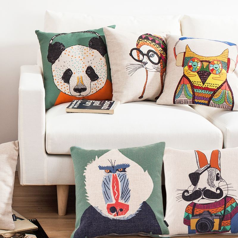 Cute Pillow Case Designs