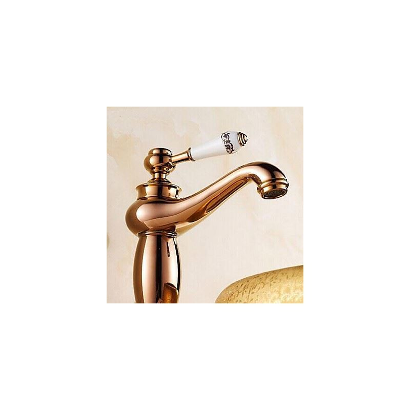 faucets bathroom sink faucets gold one
