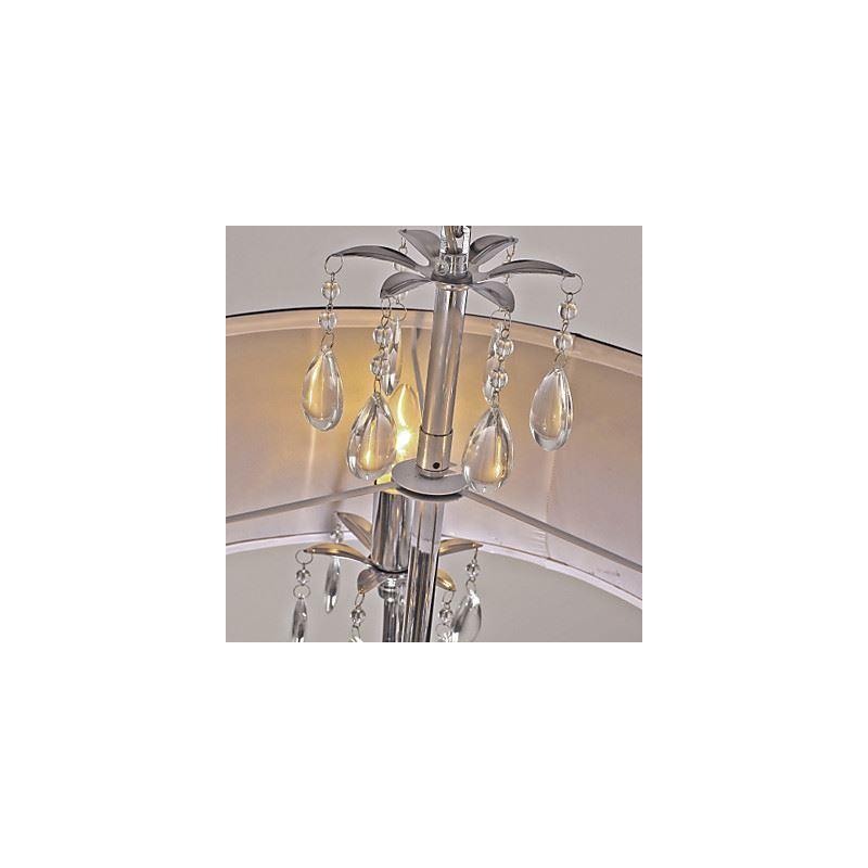 Lighting ceiling lights chandeliers crystal for Modern ceiling lights for dining room