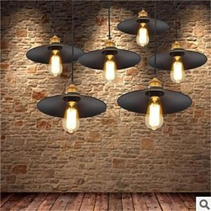 The American Minimalist Retro Personality 1 Iron Chandelier