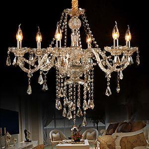Chandeliers Crystal Modern  Contemporary Living Room  Bedroom  Dining Room Lighting Ideas  Study Room  Office Crystal