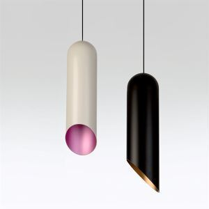 Modern Contemporary Mini Style Pipe Pendant Light