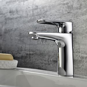 Modern Fashion Chrome Sink Faucet