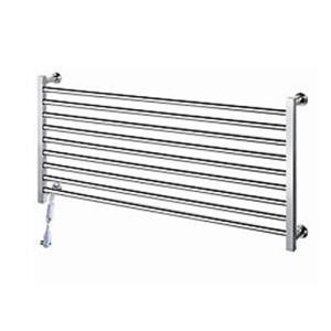 Modern Simple Silver Wall Mounted Stainless Steel Towel Warmer 110W