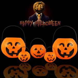 Halloween Pumpkin Lantern Jack-O-Lantern  Halloween Holiday Decor Halloween Gifts