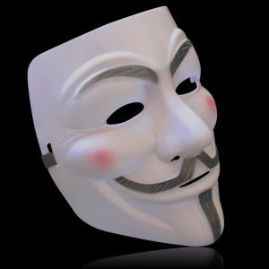 Halloween V for Vendetta Mask Halloween Holiday Decor Halloween Gifts