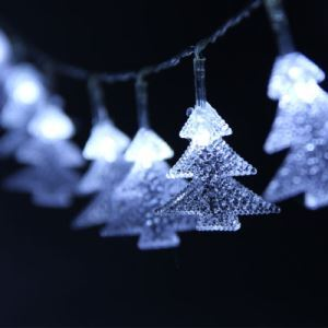 Creative Christmas Tree String Lights DIY Cute Christmas Holiday Decor Christmas Gifts