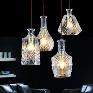 Chandeliers Mini Style Modern  Contemporary Living Room  Bedroom  Dining Room Lighting Ideas  Study Room  Office Metal Ceiling Lights
