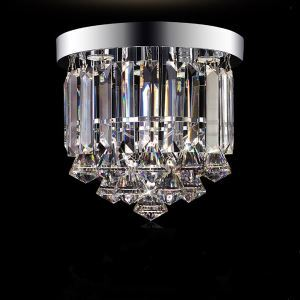 (In Stock)Chandeliers Crystal  LED  Mini Style Traditional  Classic Hallway Crystal