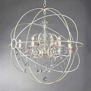 Chandeliers Crystal Vintage Dining Room Lighting Ideas / Study Room/Office / Entry / Hallway Metal