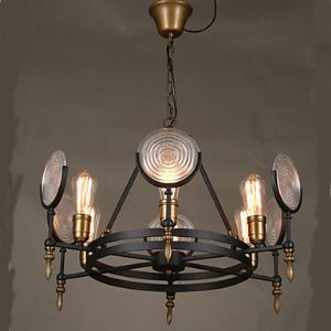 Tieyi Chandelier Personality 6A