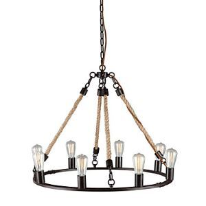 Chandeliers Mini Style Vintage Bedroom / Dining Room Lighting Ideas / Entry / Hallway Metal