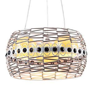 Rattan Art Dining Room Lighting Ideas lamp Pendant lamp Hand Woven
