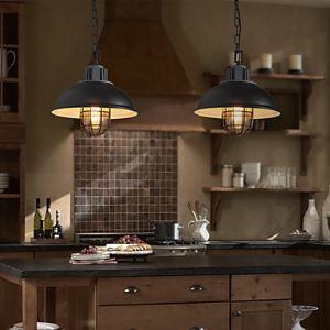 MaiShang Pendant Lights Country / Modern/Contemporary Living Room / Dining Room Lighting Ideas / Bedroom Metalng