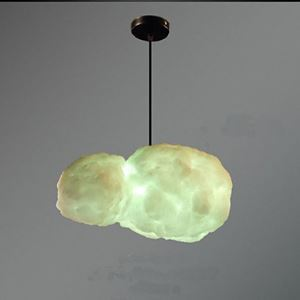 Cotton lamp Leisure Hotel Club Cloud Pendant