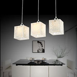 Pendant Lights Modern/Contemporary Hallway Glass