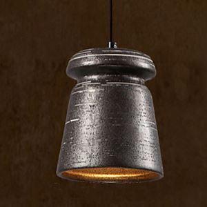 Personality Retro Ceramic Hanging Teahouse Chandelier lamp C
