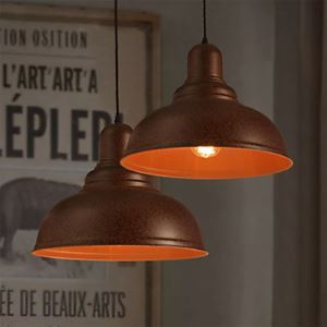 MaiShang®  Retro Simple Iron Pendant Light