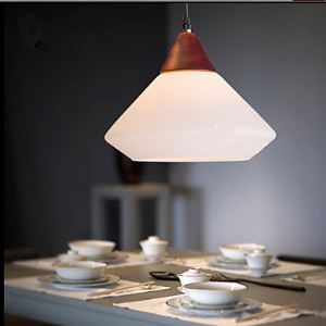 Simple Dining Room Lighting Ideas Pendant lamp