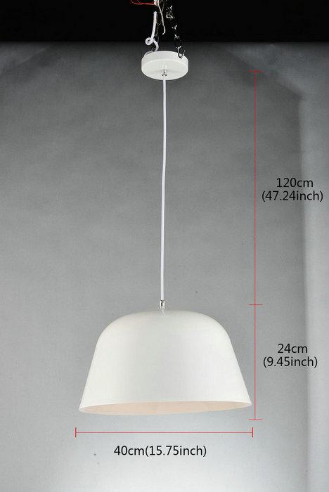 Nordic Simple Pendant Light Creative Dining Room Study Room Bedroom light Single Light