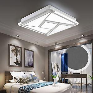 Flush Mount LED Modern/Contemporary Living Room / Bedroom / Dining Room / Study Room/Office Metal