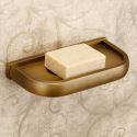 European Antique Bathroom Accessories Copper Soap Holder