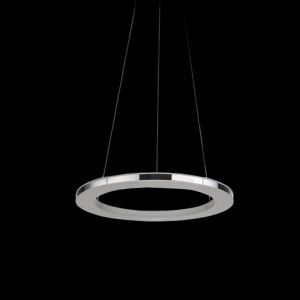 Modern Simple LED Pendant Light Acrylic LED Circle Pendant Light Ceiling Lights Energy Saving(Angel's Halo)