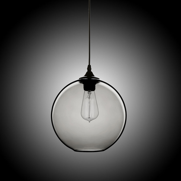 In Stock Modern Minimalist Glass Pendant Light Globe