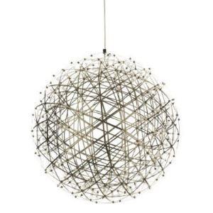 12' Sparkling LED Ball Suspension Pendant