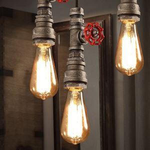 Edison Pendant Light Fixture Mini Rustic Pendant Light Living Room Bedroom Dining Room Lighting Ideas