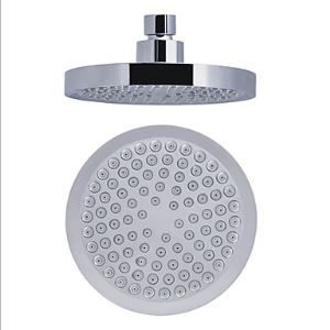 6-inch Circle Rainfall Shower Head