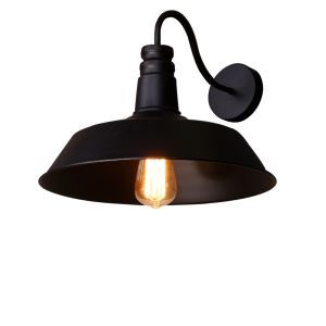 American Sconce Industrial Nostalgia RH Simple Style Wall Lamp