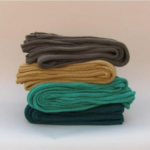 Knitted Blanket Towel Blanket Shawl Decorative Blanket Line Blanket Leisure Blanket Wool Blanket