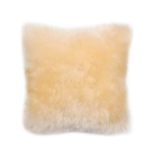 Faux Fox Fur Luxury Decoration Board Furnishing Fur Pillow Cover Car Pillow Cover
