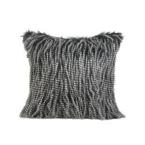 Luxury Faux Fur Plush Seto Rabbit Fur Bedding Pillow Sofa Pillow Cover