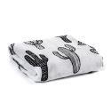 Homelava Self-designed Baby Cotton Yarn Towel Cactus Pattern 120*120cm