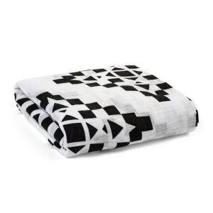Homelava Self-designed Baby Cotton Yarn Towel Geometric Pattern 120*120cm