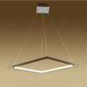 LED Pendant Light Acrylic Ceiling Light Square Lighting 70cm